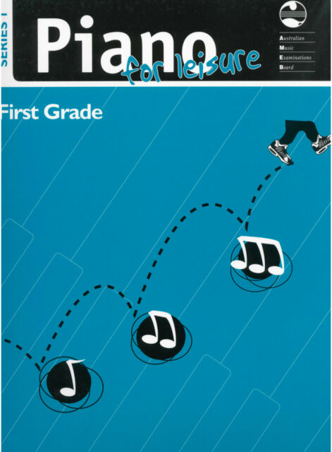 AMEB Piano for Leisure Series 1 First Grade / Grade 1 / One Book *NEW* Music