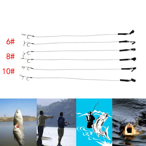 1pack Curve Shank Micro Barb Fishing Tackle Carp hair rig Hook fit weight cli Bd