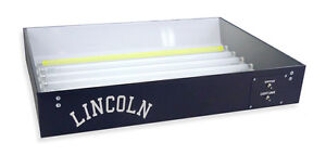 Lincoln-Base-Model-Exposure-Unit-Screen-Printing-FULLY-UPGRADABLE-w-Free-Gift