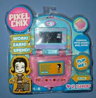 Mattel 2006 Pixel Chix Love To Shop 3-d Interactive Sealed