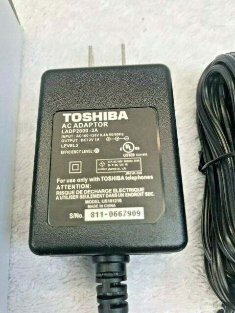 PK Power AC//DC Adapter for Toshiba LADP2000-3A IPT IP5000 Digital Business Phone IP Series Telephone Power Supply Cord Cable Wall Charger Mains PSU