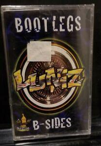 Luniz - Bootlegs & B-Sides Cassette Tape SEALED 1997 rare rap hip hop ganster