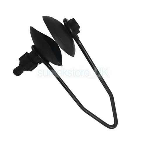 Water Feed I//O Outboard Round Boat Flush Muffs Motor Flusher Hose Connect