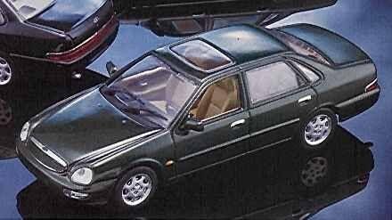 Ford Scorpio 1995 Green 1 43 Model MINICHAMPS