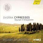 Dvork: Cypresses Song Cycle & String Quartets (CD, Sep-2012, 2 Discs, Haenssler)