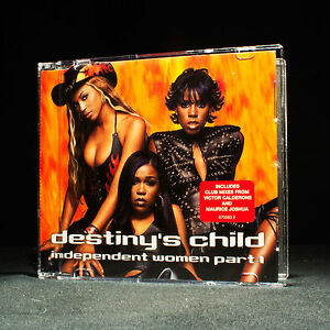Destiny-039-s-bambino-INDIPENDENT-WOMEN-PART-1-MUSICA-CD-EP