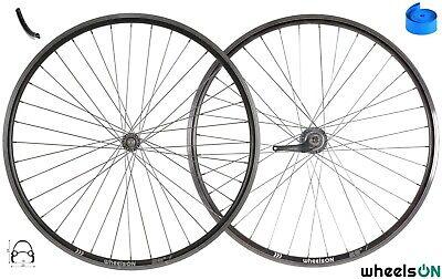700C WheelsON Wheel Set Shimano Nexus 3 Dynamo Front Rear Wheel