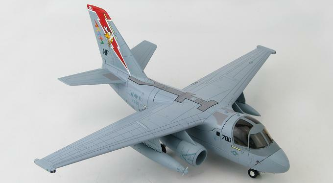Hobby Master HA4901 S-3B Viking, VS-21 Fighting rougetails, US Navy