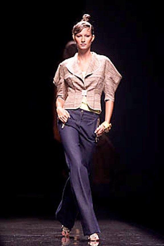 CULTSTATUS Chloe Stella McMcartney RUNWAY HORSE sequin jeans dress pants 38 28 6