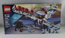 Lego The Lego Movie The Flying Flusher 70811 For Sale Online Ebay