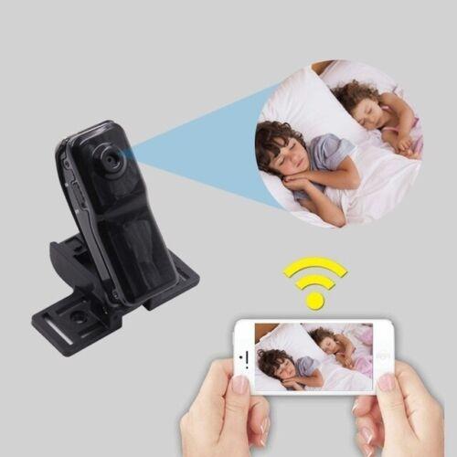 Smallest HD Mini MD80 Camera Wireless IP Dv Dvr Video Record Camcorder Size MD80