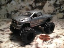 JADA 03 DODGE RAM 1500 PICK UP TRUCK DIE CAST 1/64 SCALE 2003 ACID RAIN