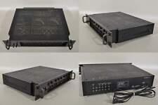 TECHNICS SH-9015C CROSSOVER ELETTRONICO A 3 VIE
