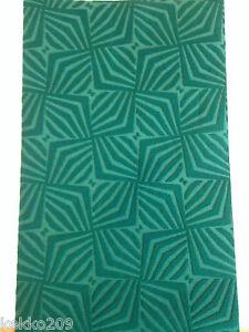 Tappeto-cucina-passatoia-verde-cm-50-x-300-antiscivolo-geometrico-lavabile