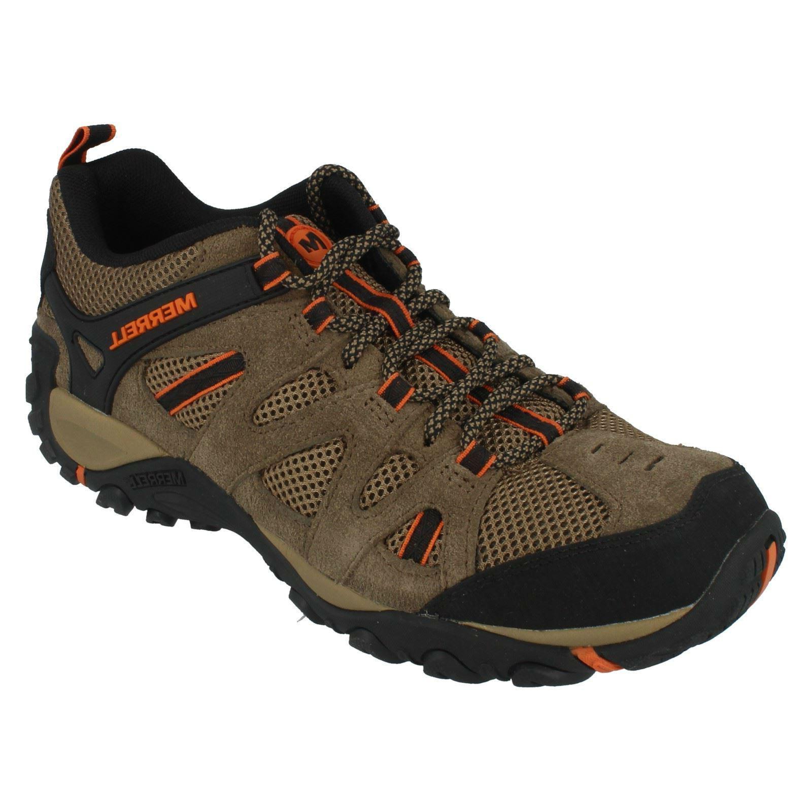 MERRELL YOKOTA ASCENDER Ventilación Para hombre Zapatos para Caminar Informal Tenis J343718C al aire libre
