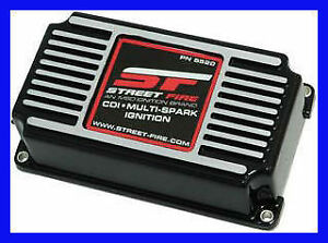 msd 5520 street fire ignition box cdi ignition rev limiter image is loading msd 5520 street fire ignition box cdi ignition