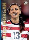 World Soccer Legends: Alex Morgan by Illugi Jökulsson (2015, Hardcover)