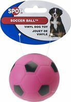 Ethical Spot Vinyl Soccer Ball Dog Toy U Pick Color Free Ship In Usa