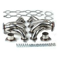 Chevy Ls1 350 Eng Exhaust Headers 2312 Super Comp Block Hugger Header