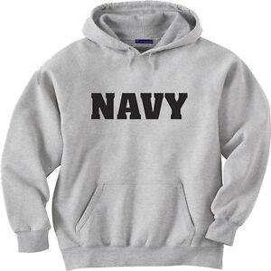 US Navy hooded sweatshirt hoodie Men  039 s sweater United States ... 1817d5656c7