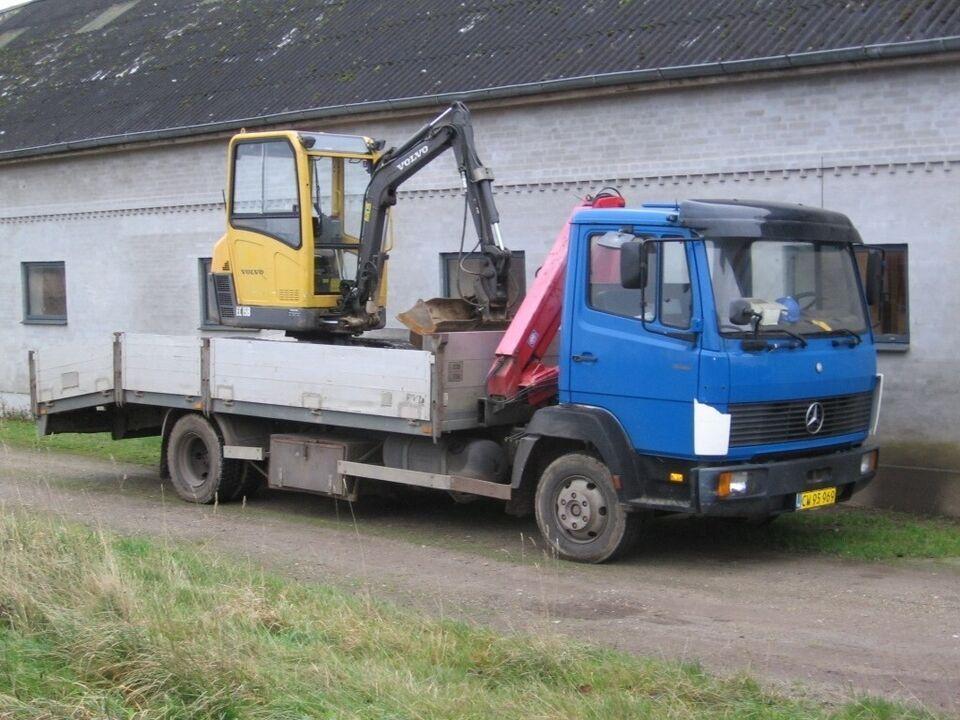 Minigraver, volvo EC 15B