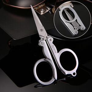 Handy-Pair-of-Folding-Scissors-Stainless-Steel-Travel-Pocket-Foldable-Multi-User