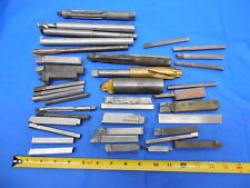 Lot Of Tooling For Southbend Lathe Or Other Tool Bits Reamers Boring Bar