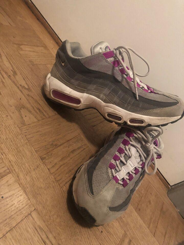 Sneakers, str. 40,5, Nike Air Max 95 – dba.dk – Køb og Salg