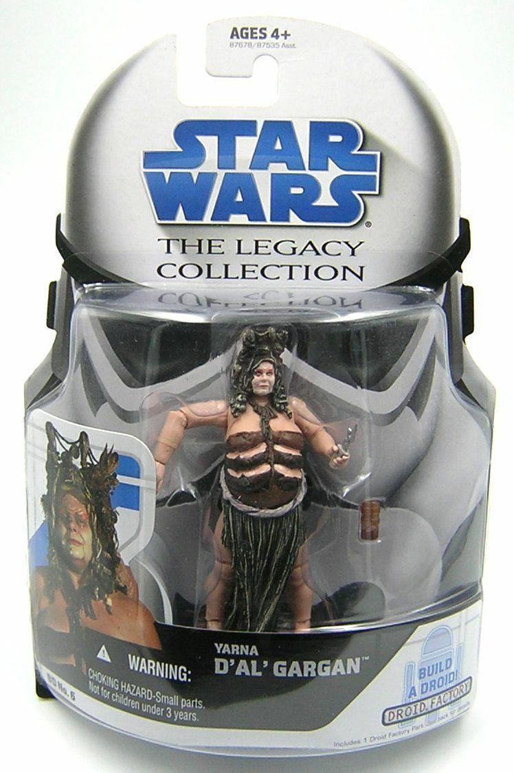 Star wars legacy collection bd6 yarna d 'al' gargan