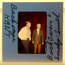 1972 BUCK OWENS Vintage UNPUBLISHED? BACKSTAGE CONCERT Photo Slide COUNTRY MUSIC