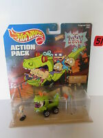 Hot Wheels Action Pack The Rugrats Movie - Reptar Wagon