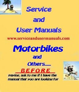 DUCATI    User and SERVICE MANUALS - Worcester Park, United Kingdom - DUCATI    User and SERVICE MANUALS - Worcester Park, United Kingdom