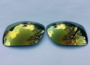 555b0f0f097 Image is loading POLARIZED-24K-GOLD-MIRRORED-REPLACEMENT-OAKLEY-BIG-TACO-