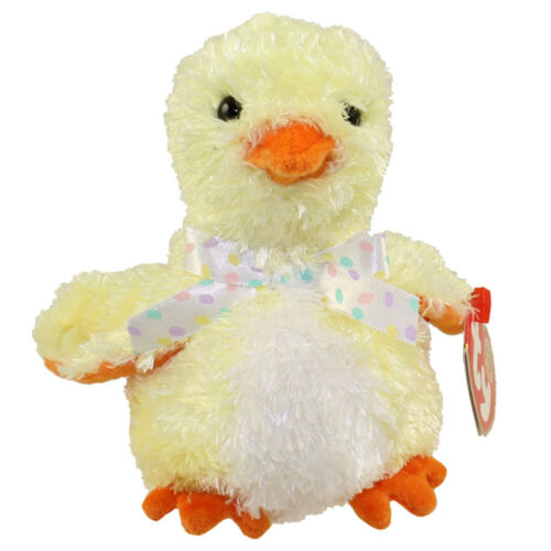 - MWMTs PEEPERS the Chick BBOM March 2004 4.5 inch TY Beanie Baby