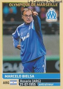 220-BIELSA-ARGENTINA-OLYMPIQUE-MARSEILLE-OM-STICKER-FOOTBALL-2015-PANINI