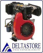 MOTORE DIESEL 18HP BICILINDRICO AXO Albero Cilindrico 25,4mm LOMBARDINI ACME