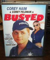 Sealed Busted (dvd, 2006)+ Corey Haim Feldman