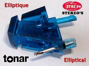 S200E S300E S400E S500E pour EMPIRE SCIENTIFIC Stylet TONAR diamant ELLIPTIQUE