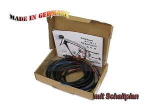 MZ-MUZ-faisceau-cables-RT125-2-avec-Feux-de-stop-schema-Moto