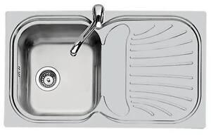 Lavello-Inox-Foster-gt-gt-serie-ALIEN-Incasso-Standard-1961-062-SX-COME-DA-FOTO