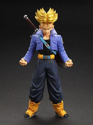 "Dragon ball Z Master Stars Piece MSP Super Saiyan Vegeta 9/"" PVC Figure Toy Gift"