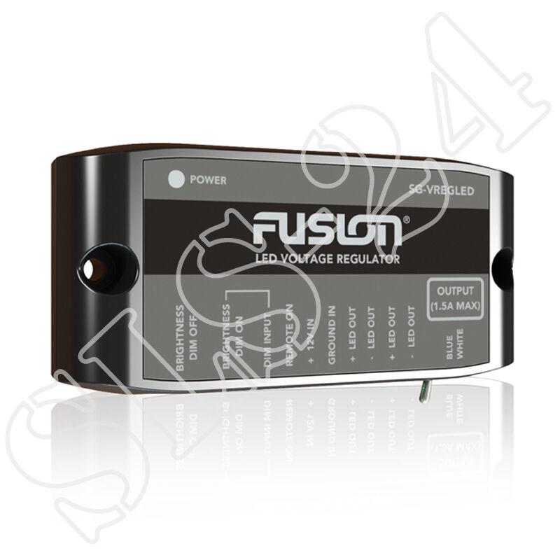 Fusion Marine LED-Spannungsregler   Helligkeitsregler Signature Serie Serie Serie SG-VREGLED d52450