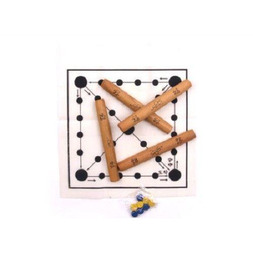 Korean Traditionl Board Game Yut Game Yoot Game/_ar Yut Nori