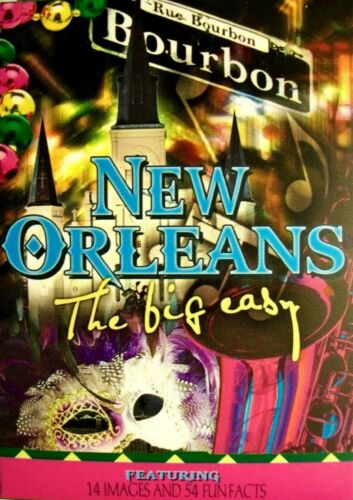 New Orleans Souvenir Playing Cards