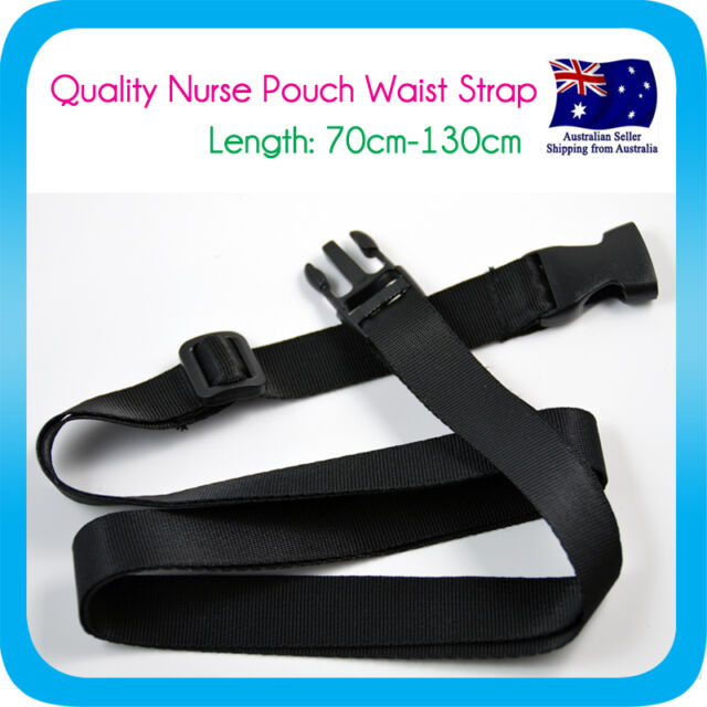 "New Strap Extension Belt for Nurse Pouch ""extra pocket"" Quick Pick Bag"
