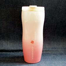 F/S New Starbucks steel bottle SAKURA cherry blossom 2012 355ml limited japan