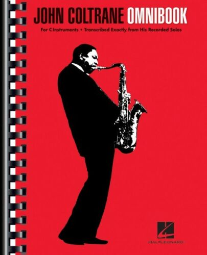 John Coltrane Omnibook For C Instruments Artist Transcriptions Book NE 000307393
