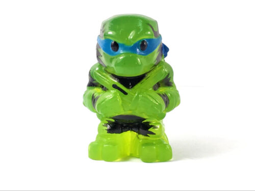 Limited TMNT NIGHTSHADOW LEONARDO OOSHIES SERIES 1 FIGURE COLLECTION TOY GIFT
