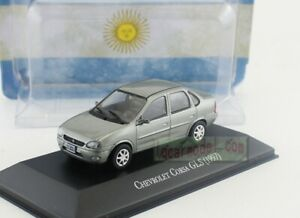 1/43 Scale CHEVROLET CORSA GLS 1997 Diecast Model Has Flaw !