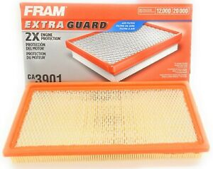 Genuine-Fram-Filter-CA3901-Oil-Extra-Guard-Spin-Air-All-Purpose-Full-Flow